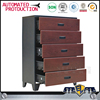 Living Room Furniture Home Wooden Transfer Antique Metal File Cabinet