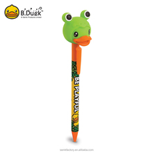 Factory direct selling advertising plastic rotomac ball pens