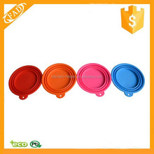 Food Grade BPA Free Silicone Fancy Dog Bowl
