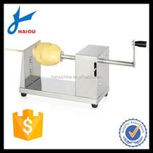 Stainless steel Manual spiral potato slicer(HO-001)