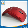Updated Version Ultra Slim Bluetooth 3.0 Wireless Mouse Portable Optical Mouse Foldable Computer Mouse