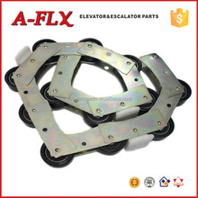 9300 Escalator reversing chain with 12 rollers for escalator parts