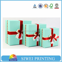 2015 Cheap Promotional 4 pack paper beer carrier box for packing