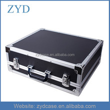 Heavy-Duty Tool/Equipment Case Aluminum Tool Suitcase With Dual Lock ZYD-HZMsc013