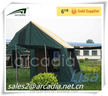 Fashional design car roof top tent made of T/C canvas