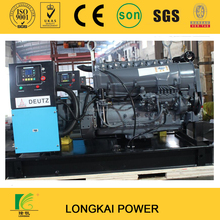 250 kVA Deutz Diesel Generator, new, with original Deutz engine, made in China, open frame or soundproofed