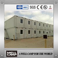 Luxury China Prefab Container Houses