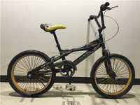 Boys BMX Bike Steel Blue NEW Steel Frame Bike Bicycle Kids