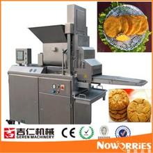 Автоматическая мясной пирог, рыба торт, овощи, хлеб формируя машину