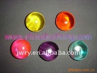 4g shimmer ball shaped scented bath oil beads