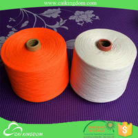 10km far from Ningbo Port grade A quality recycled melange sock yarn