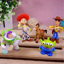Toy Story Woody Buzz Lightyear de Toy Story Jessie Bullseye 5 figuras