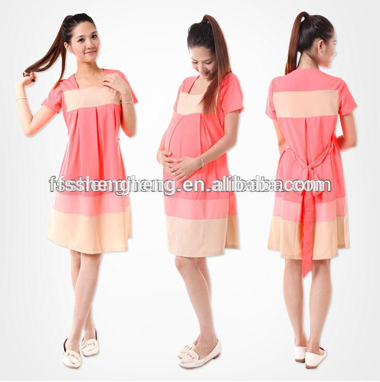 Green Home New Design Formal Dresses For Pregnant Women - Buy Formal ...
