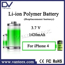 Factory provide deep cycle battery pack for iphone 4 battery gb t18287 wholesale batteries