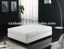 Pillow top pocket spring hotel mattress full size available