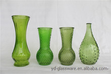 GLASS VASES FOR BEAUTIFUL FLOWER AND BEAUTIFUL BOTTLE