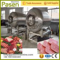 Top quality vacuum meat tumbling machine   meat rolling machine   meat kneading machine