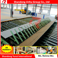 low production cost gypsum board production line/machinery