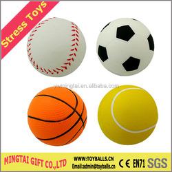 Promotional Stress Sport Shape Ball