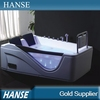 HS-B293 2 person sexy massage bathtub/whirlpool jetted bathtub/acryllic bathtub shell