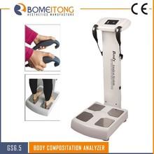 Most up to date!!! bia technology body composition analyzer 8 point