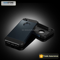 Christmas big discount tough armor hybrid case for iphone 5 5S