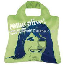 Beautiful Girl Photo Printed Shopping Bags Wholesale