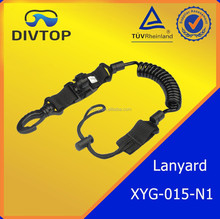 Clips for scuba diving underwater hang camera clip
