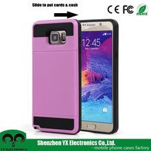 shenzhen new fancy cellphone case for samsung galaxy note 5 case