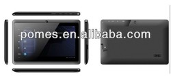 "7"" Android 4.0 Allwinner A13 Tablet PC Q88"