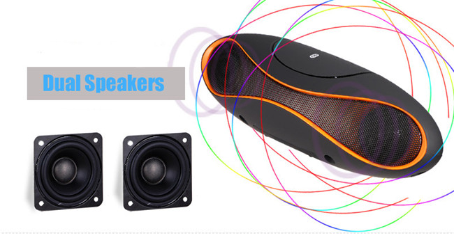 2014 New Best Outdoor Wireless Vatop Bluetooth Speaker With LED Light