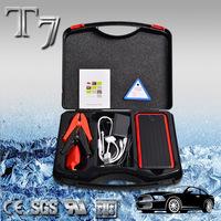Emergency tool used car battery 12000mAh jump starter power bank for 12v diesel gasoline SUV,RV,Van,Limousine