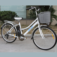Hot Selling 26 inch Unfoldable City E Bike /Electric bicycle