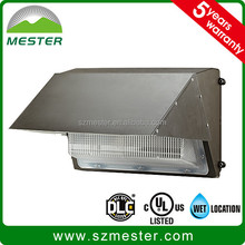 led wall pack light dlc ul listed 50w 70w 100w 150w outdoor led wall pack wall mount lighting