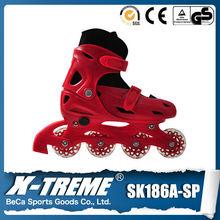 professional transparent wheels skate roller inline skates