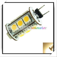 15LED 5050 SMD 150-180LM 3000-3500K Warm White 3W GZ4 MR11 G4 Led Light Bulb
