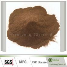sodium lignosulfonate/lignosulphonate MN-2 as petroleum chemical and dyestuff additives