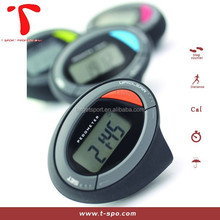 High quality 2d pedometer colorfull pedometer cheap promotion calories counter pedometer