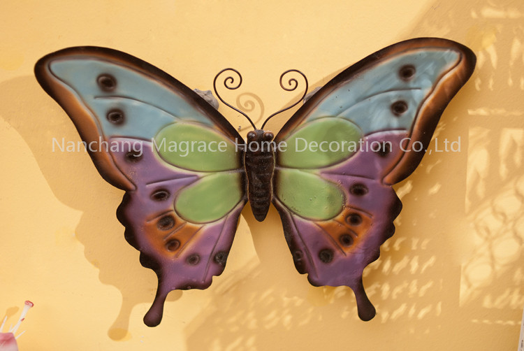 Christmas wall decorations 3D Butterfly, - Exportimes.com