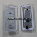 Matrícula da lâmpada, número da placa de luz para mini cooper preço de fábrica