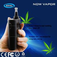 Most cost effective herbal vaporizer dry herb cartomizer 510 with hallowed out chamber easy to clean
