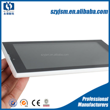 MTK8127 dual core 2G/3G tablet pc/external gps for android tablet