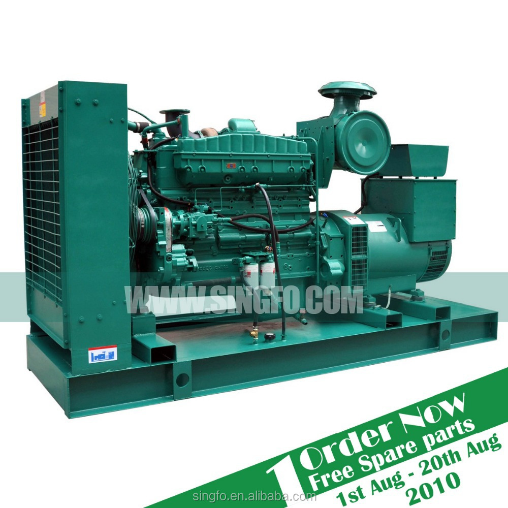 140kw open type magnetic motor electrical generators with for Magnetic motor electric generator for sale