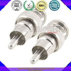 Universal CCTV parts rca to bnc connectors