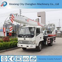 Henan Truck Crane Manufacturer Unique Telescopic Crane