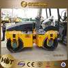 XCMG rubber tire road roller for sale small road roller for sale XP261
