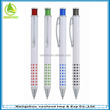 Yes novelty and plastic material promotional pen with custom logo