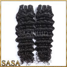 Factory price wholesale peruvian jerry curl weave extensions human hair