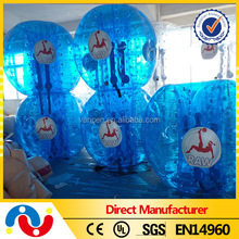 2014 new outdoor toys the amazing inflatable bubble ball bubble bumper ball