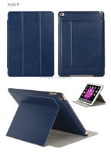 Best selling wholesale leather smart cover case for ipad air 2 sleep wake HH-IP608-13